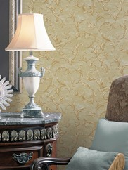 AL13764 Acanthus Vine Wallpaper