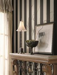 damask-and-stripes wallpaper room scene 2