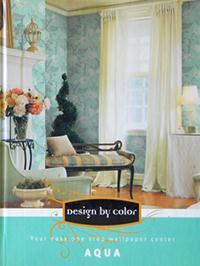 Wallpapers by Design by Color/Aqua Book