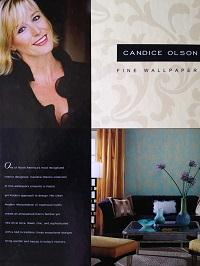 Fine Wallpapers by Candice Olson