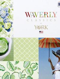 Wallpapers by Waverly Classics Book