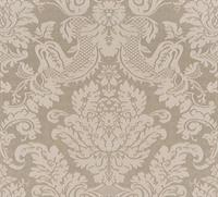 Agnese Light Embossed Damask