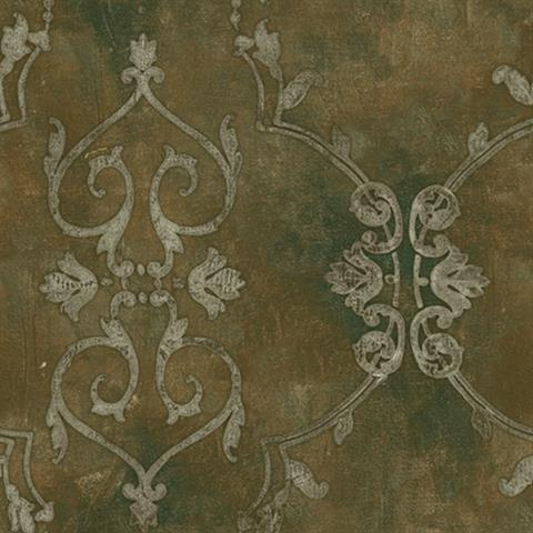 RN60306 Renaissance Wallpaper Book By Seabrook SBK21970