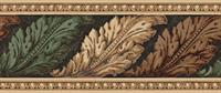 Antique Acanthus Wallpaper Border