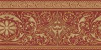 Arabesque Wallpaper Border