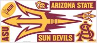 Arizona State Unversity Giant Peel & Stick Wall Decals