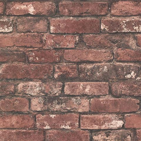 Brick Wallpaper Faux And Textured Brick Stone Patterned