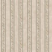 Country Floral Stripe Sidewall