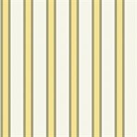 Damask Harlequin Stripe Wallpaper