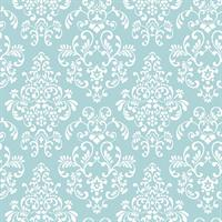 Delicate Document Damask