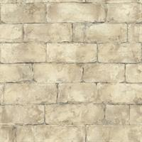 English Brick Wallpaper