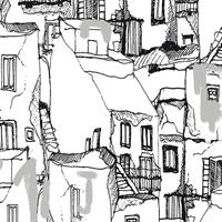 Sketched Houses