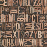 Letterpress Typography