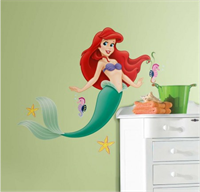 Little Mermaid Decal