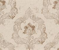 Luca Crushed Velvet Damask