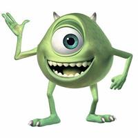Monsters, Inc. Mike Wazowski Giant