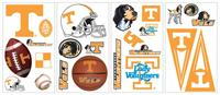 NCAA Peel and Stick Wall Decals