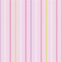 Pink & Purple Stripe