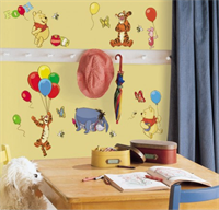 Pooh and Friends Decals