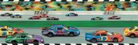 Racing Cars Wallpaper Border