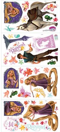 Rapunzel Four Sheet Decal