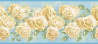 Realistic Rose Wallpaper - Wallpaper Border