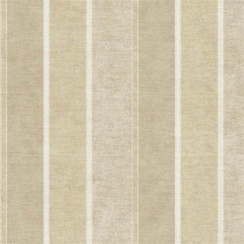 YW1417 Gold Silken Texture Striped Wallpaper