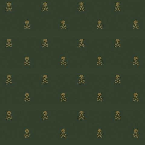 Skull and Crossbones Wallpaper