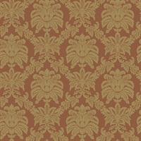 Small Damask Wallpaper