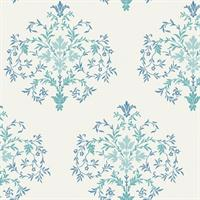 Swedish Damask Wallpaper