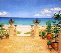 Terrace Seascape