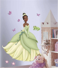 Tiana Wall Decal