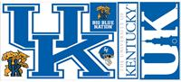 University of Kentucky Giant Peel & Stick Wall Decals