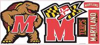 University of Maryland Giant Peel & Stick Wall Decals