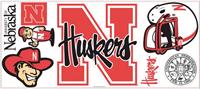 University of Nebraska Giant Peel & Stick Wall Decals