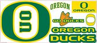 University of Oregon Giant Peel & Stick Wall Decals