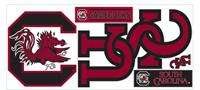 University of South Carolina Giant Peel & Stick Wall Decals