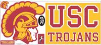University of Southern California Giant Peel & Stick Wall Decals