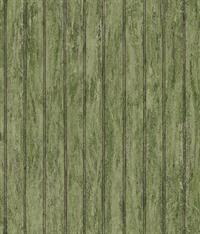 Weathered Bead Board Wallpaper