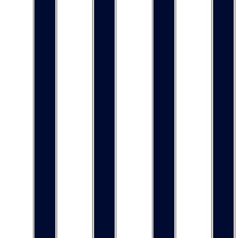 Zb3419 Wide Stripe Pinstripe Wallpaper Boys Will Be
