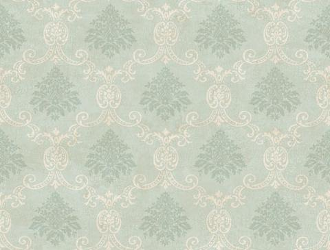 Inspired By Color Green By York Wallcovering