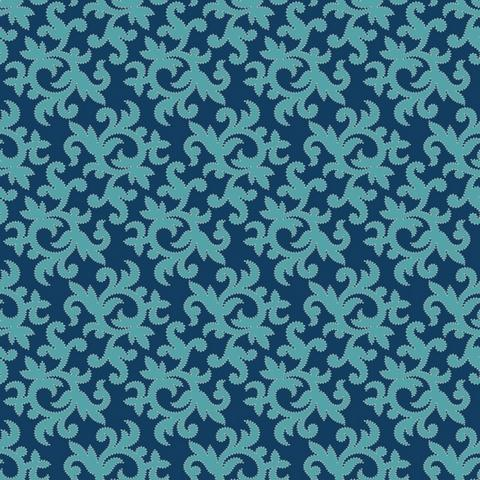 BC1582104 | Design by Color/Blue | TotalWallcovering.Com